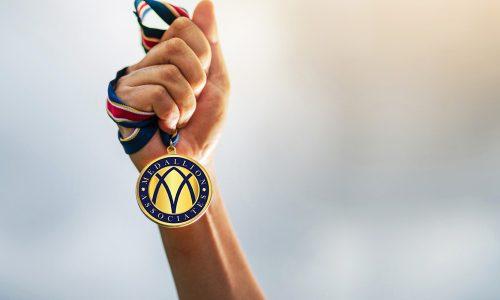 Medallion-medal