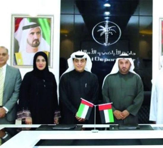 Medallion Associates Signed in DLD