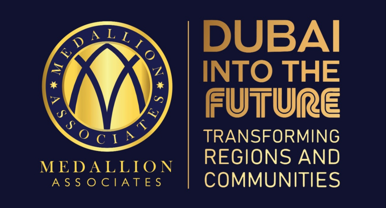 Dubai Into The Future Logo